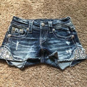 Miss Me Shorts 23